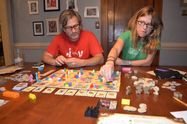 Five Tribes 4