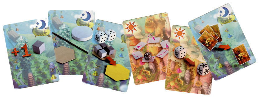 Waggle Queen Cards Ordered