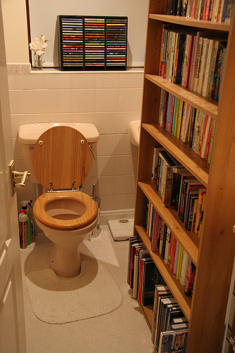 toiletread