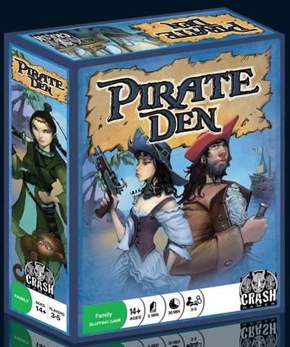 pirateden