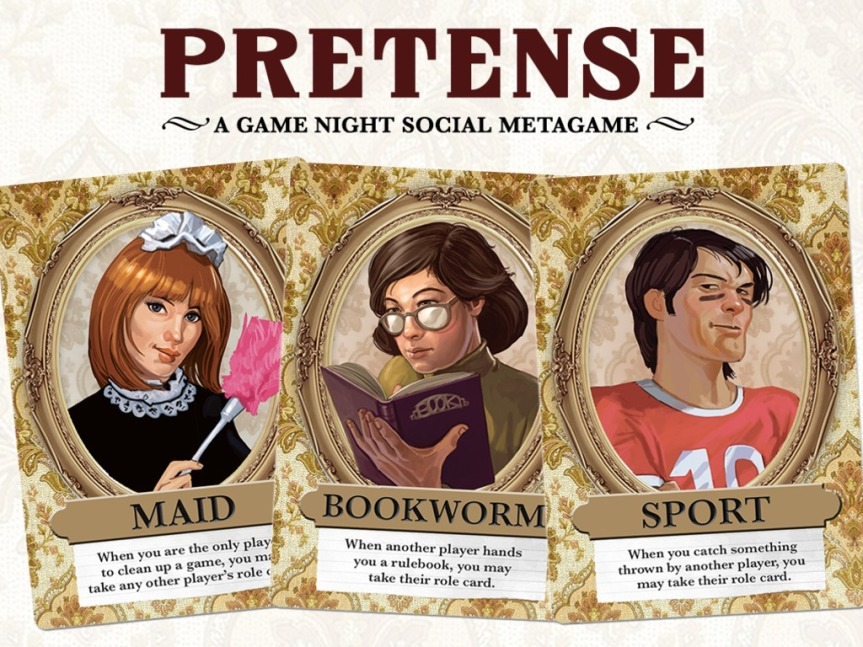 pretensecard