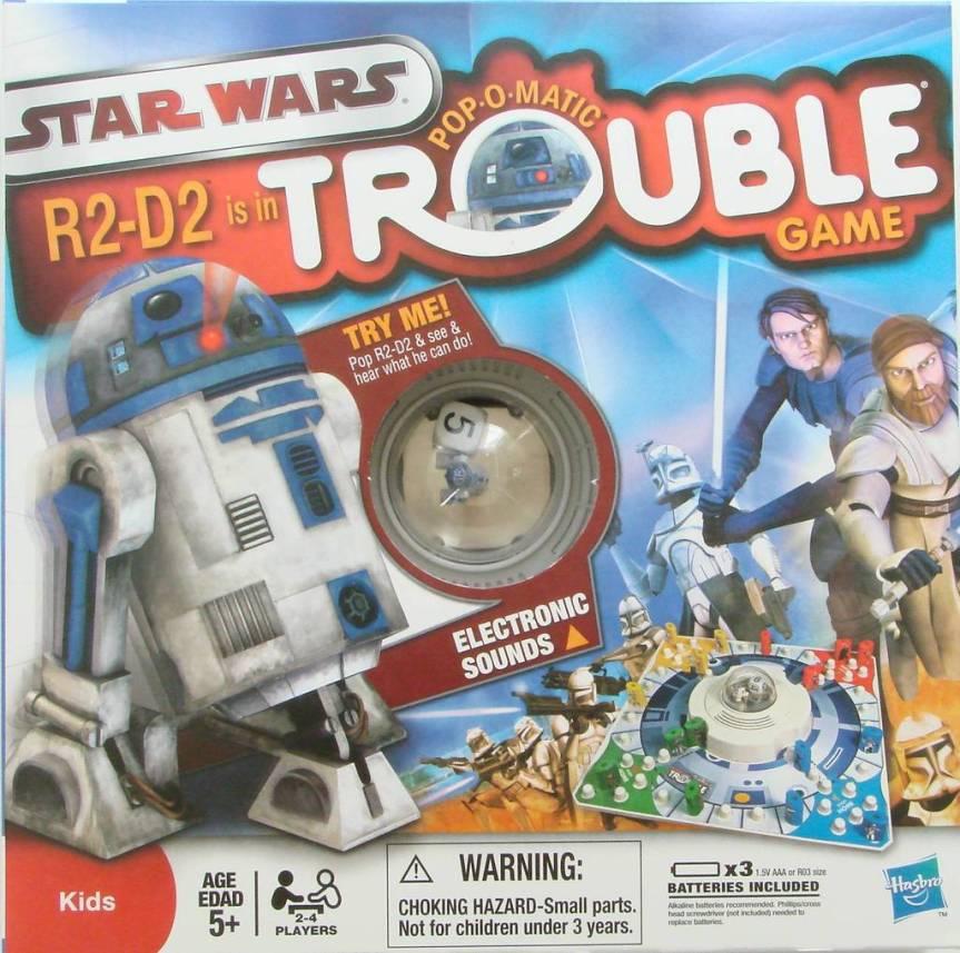 troublesw