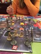 PegHead Matthew Karpus reaching the end of a campaign in Imperial Assault.
