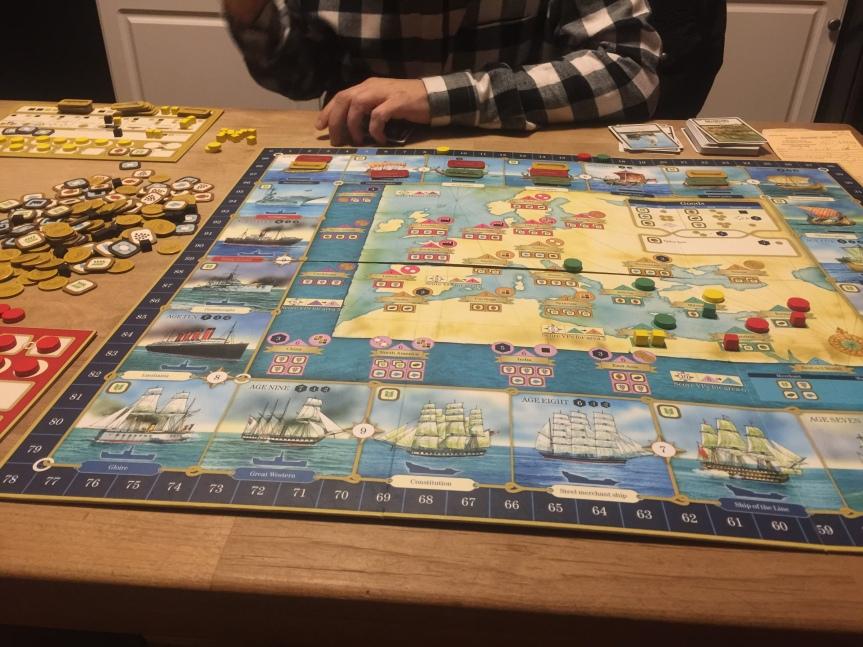 Shipsplay
