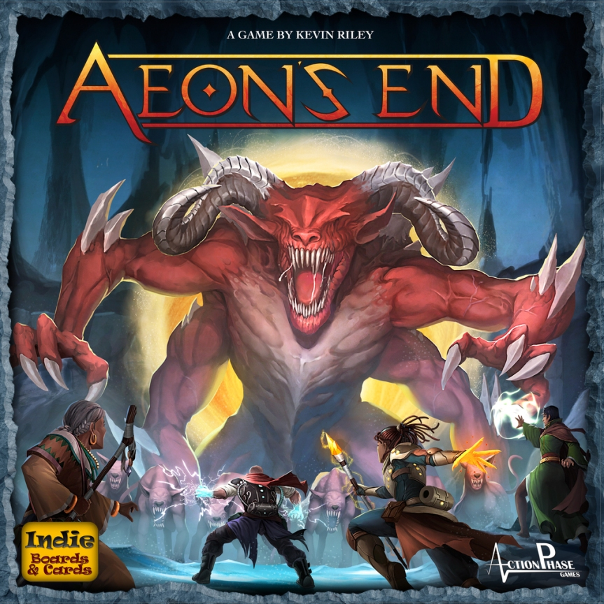 Episode 99- Aeon's End